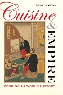 Cover Laudan Cuisine and Empire