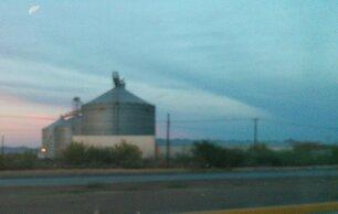 Obregon silos