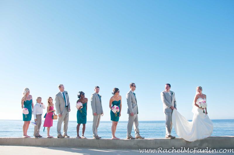 Top wedding photographer La Jolla San Diego - best most affordable wedding locations in San Diego for ocean view sunset wedding on the beachRachel McFarlin Photography