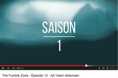 Fumble zone saison 1