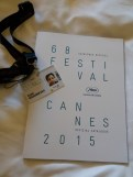 Rachel Nusbaumer, Festival de Cannes 2015