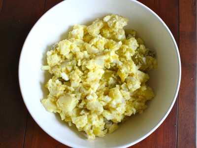 St. John family Potato Salad