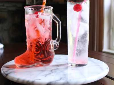 Grown-up Shirley Temples