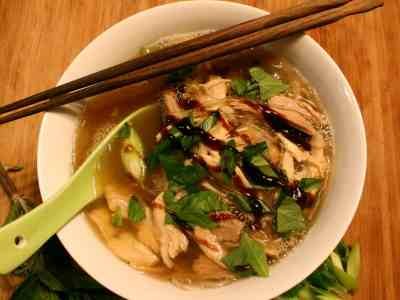 Thanksgiving Leftovers: Turkey Pho
