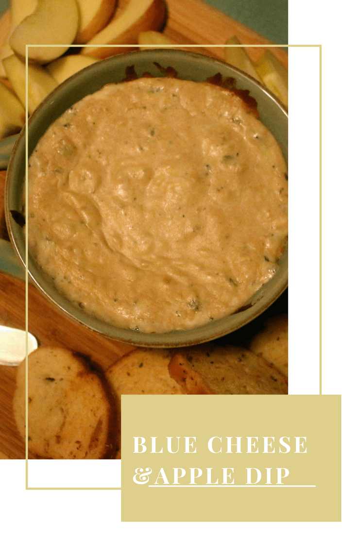 Blue Cheese & Apple Dip