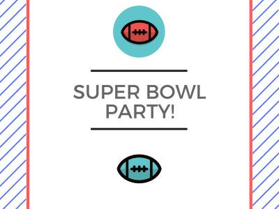 Super Bowl Party Foods!