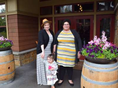 Barking Frog with Abbey Co. Seattle