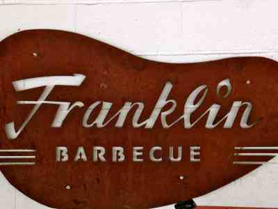 Rachel's Food Tourism: Franklin BBQ