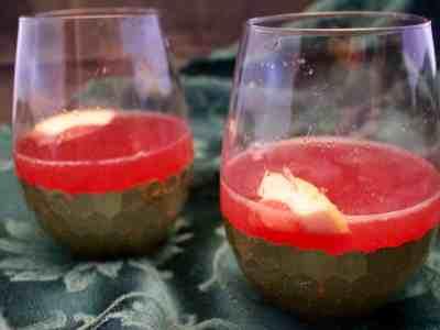 Don't Judge Me Mondays: Christmas Mimosa