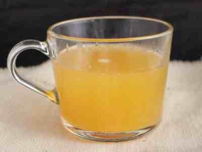 Don't Judge Me Mondays: Citrus Toddy