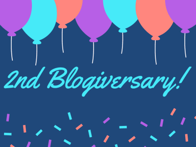 2nd Blogiversary