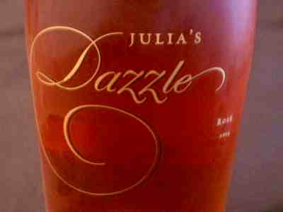 Don't Judge Me Monday: Julia's Dazzle 2016 Rosé