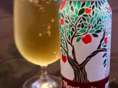 Don't Judge Me Mondays: Newton's Folly Hard Cider