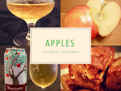 Flavor of the Month Summary: Apples