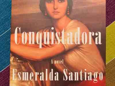 Book Club- Conquistadora
