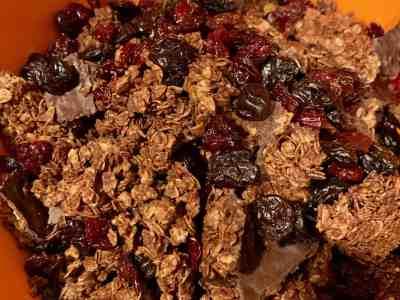 Black Forest Granola