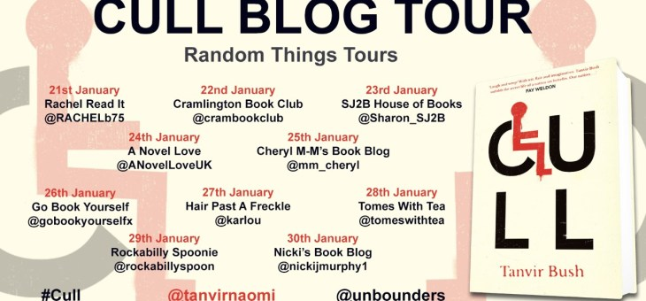 Blog Tour- 'Cull' by Tanvir Bush