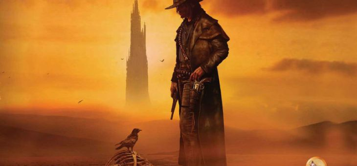 #2019DarkTowerReadingChallenge-Volume 1-The Gunslinger
