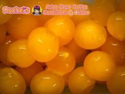 Firm Honey Texture Egg Yolk