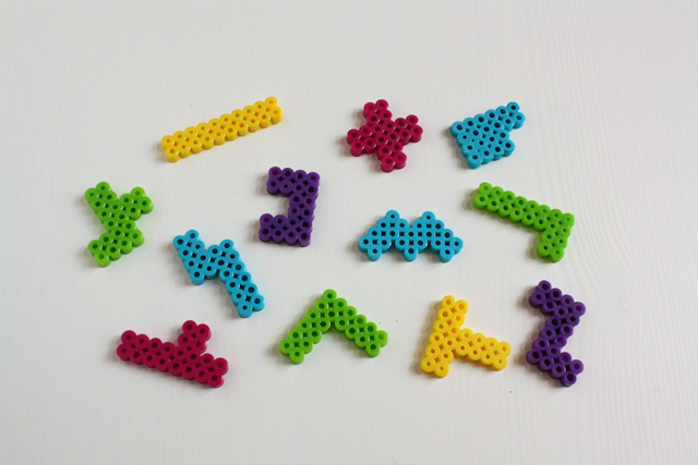 Small Melty Beads Christmas