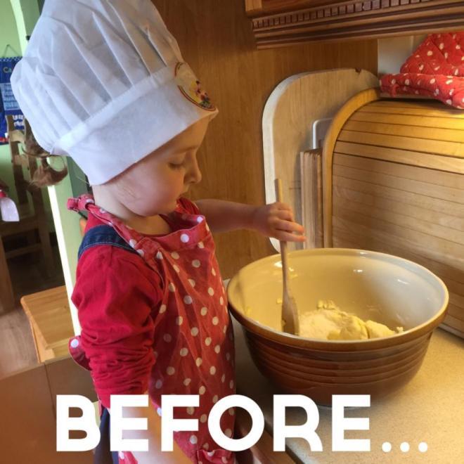 Little Chef Living Arrows