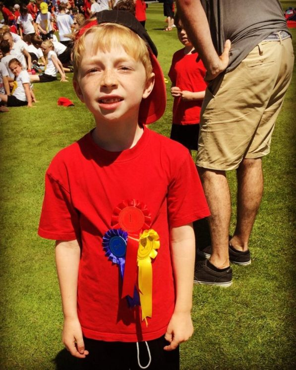 #LittleLoves - Sports Day, Space & Sparkles