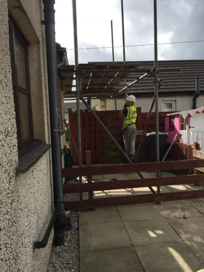 It's Official, Our Extension Has Begun!