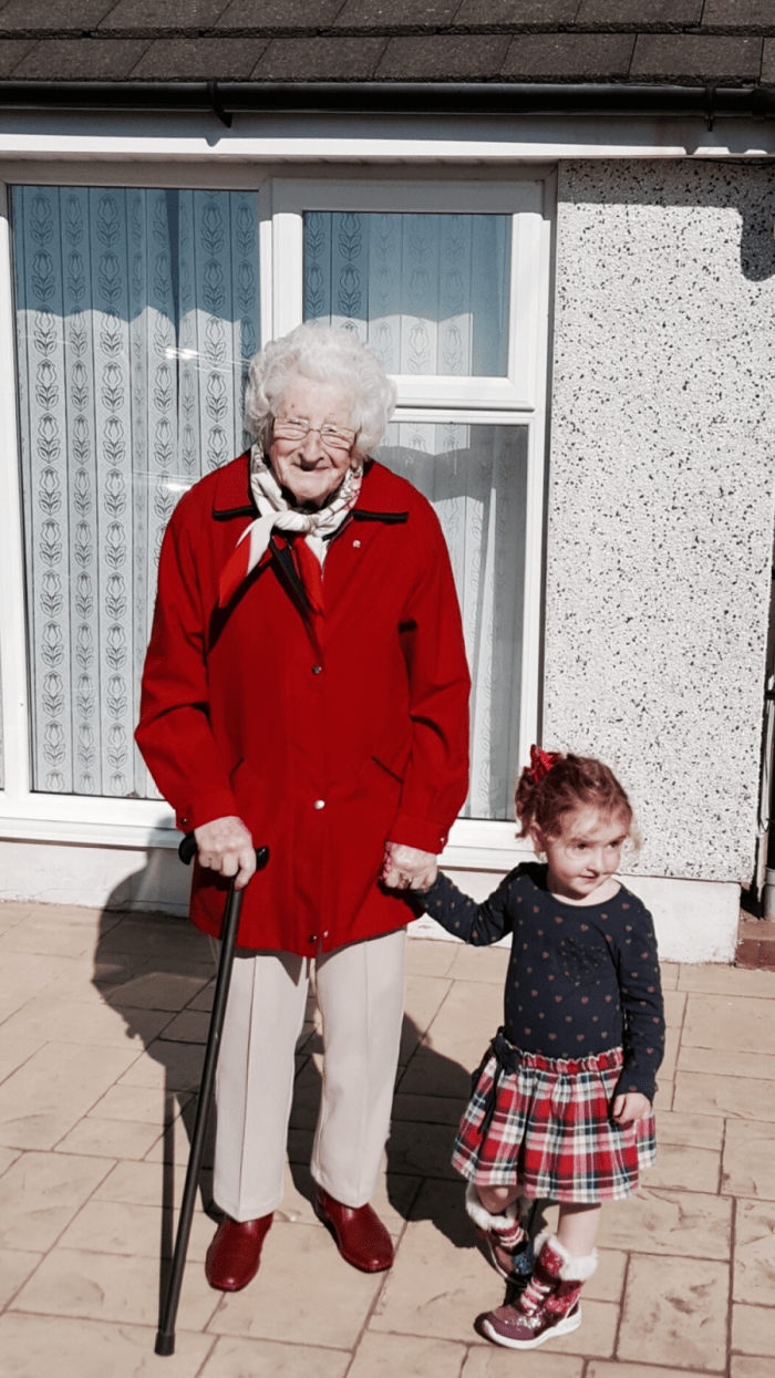 #LivingArrows - Nanna & Grandad's House