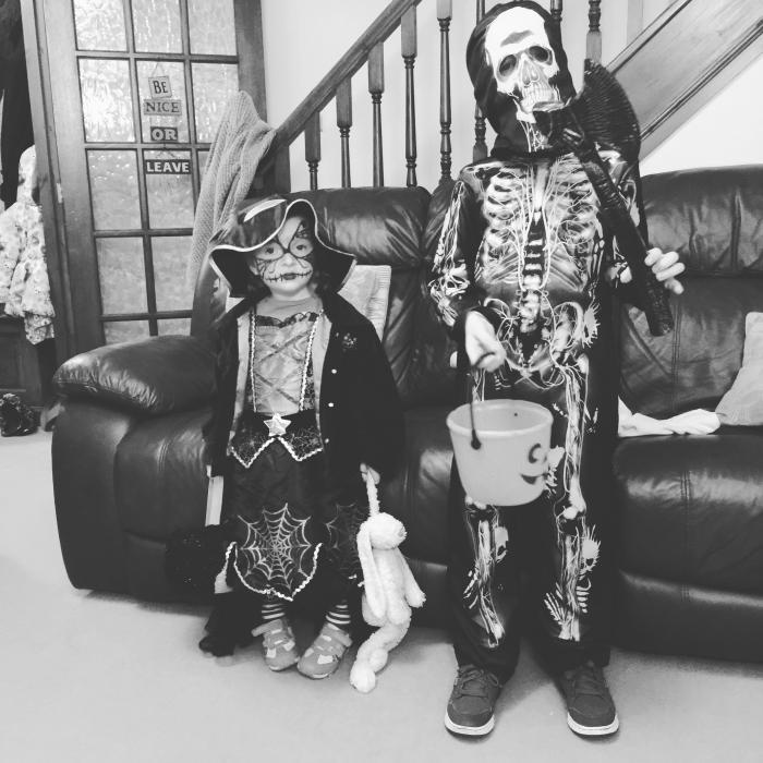 #LivingArrows – Happy HalloweenSpooky Spectacular