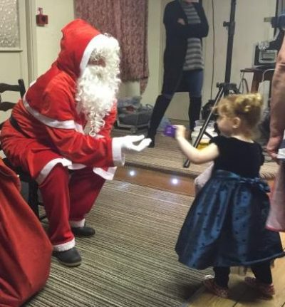 Santa - Ho! Ho! Ho! Or Oh No?
