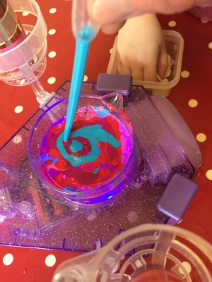National Science Week With The Project MC2 H2O Nail Science Lab Kit