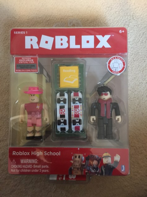 From Gaming To Reality With Roblox Figures & Playsets ...
