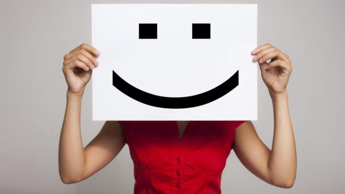 Smiling Without Sleep