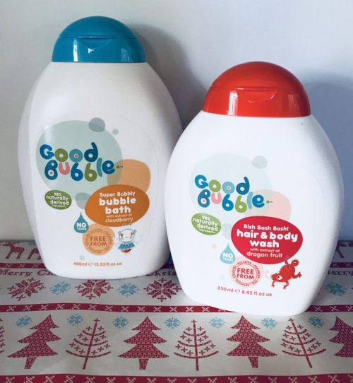 Bath Time Bliss With Good Bubble Bath Products