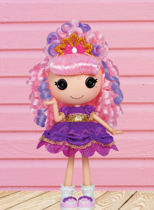 All Things That Glitter & Sparkle With The Lalaloopsy Jewels Glitter Makeover Playset