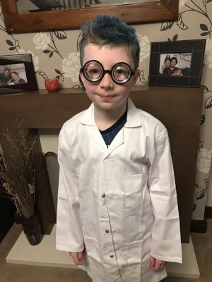 #LittleLoves - Mad Scientists, Super Heroes & Pantomime