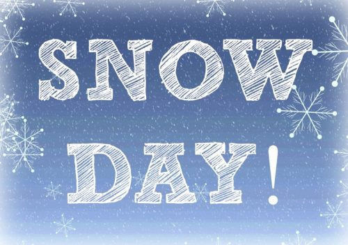 #LittleLoves -  World Book Day, Snow Days & Bye Bye To The Bay