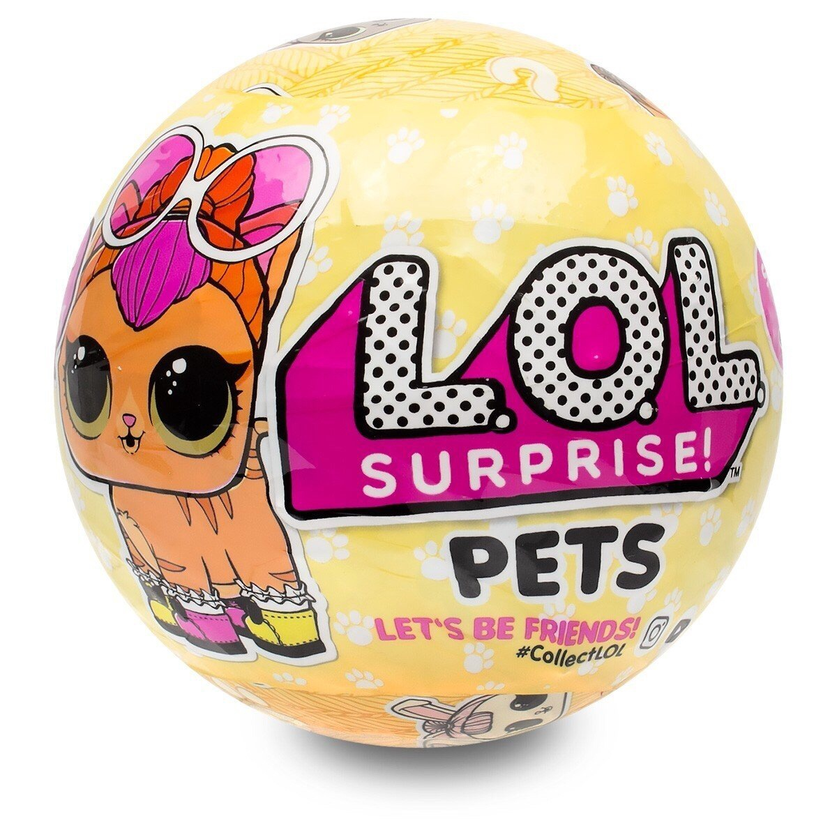 Smiles, Sand and Surprises with LOL Surprise Pets