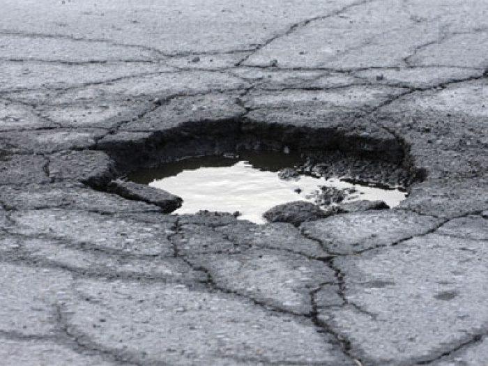 Pothole Pandemonium