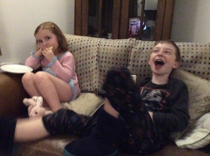 The Siblings Project - Cuddles On The Couch (January 2019)