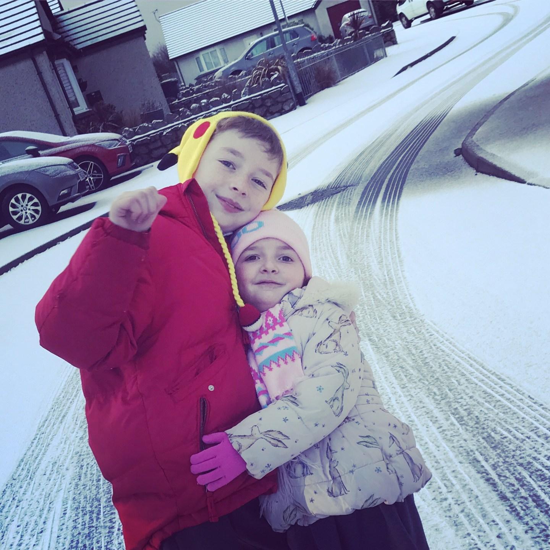 #TheOrdinaryMoments - Snow Way!