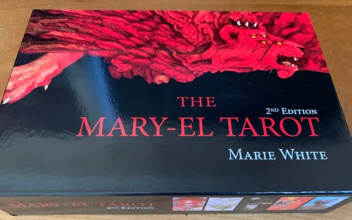Marvelling At The Mary El Tarot (2nd Edition)