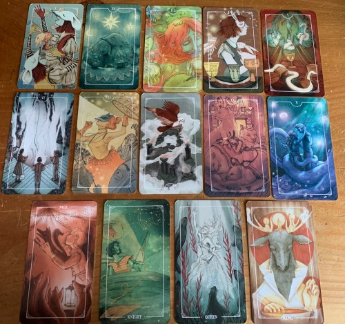 The Whimsical & Wonderful Ostara Tarot