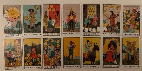 A Diverse and Divine Twist Upon Tradition With The Modern Witch Tarot