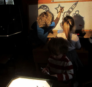 tracing, overhead projector, ohp