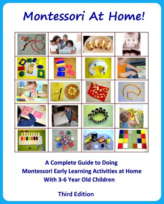 Montessori at Home! eBook