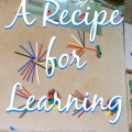 A Recipe for Learning Life Without School series Racheous - Lovable Learning