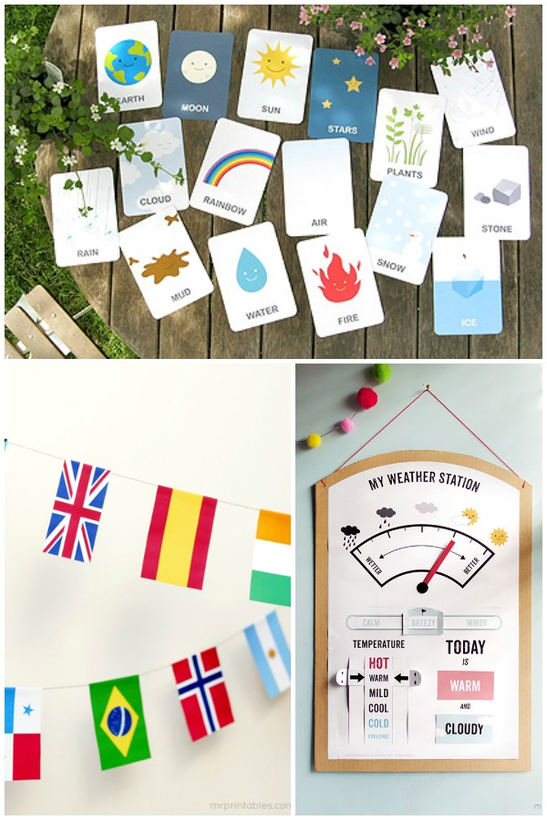 picture regarding Cool Printables known as The Excellent Montessori Printables Racheous