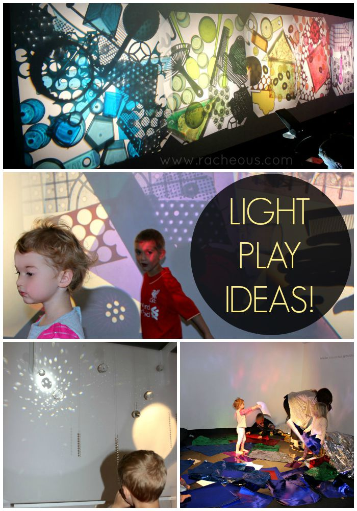 Light Play Ideas Racheous