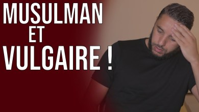 Photo of MUSULMAN ET VULGAIRE !